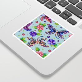 Butterflies -2 Sticker