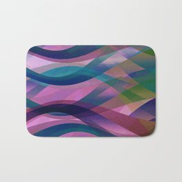 Abstract background G140 Bath Mat