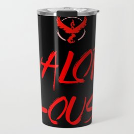 VALOR-OUS Travel Mug
