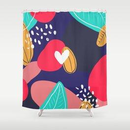Bold Nature Shower Curtain