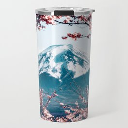Japan - 'Mount Fuji' Travel Mug