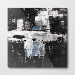 Transcendental Composition No.1p by Kathy Morton Stanion Metal Print