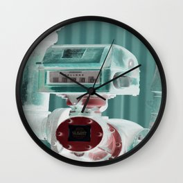 Use In Trade Prohibited. Wall Clock