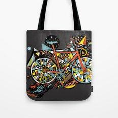 FIX TRIP ~ BLACK Tote Bag