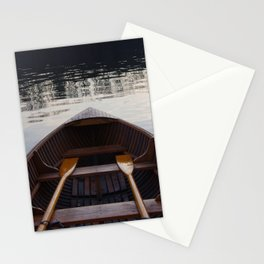 No where to row Stationery Cards