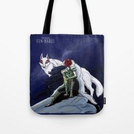 Princess Fen'harel Tote Bag