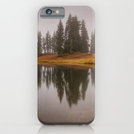Colorado Fall Colors Panorama at Crested Butte Mountain Resort. iPhone Case