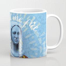 let me free! Coffee Mug