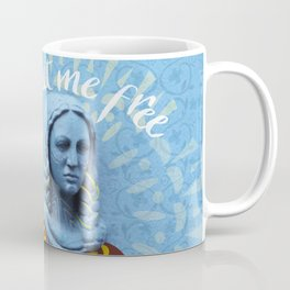 let me free! Coffee Mug