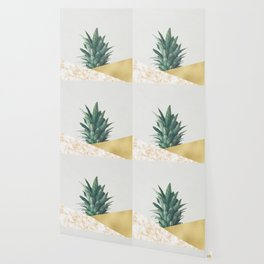 Pineapple Dip VII Wallpaper