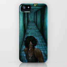 O ciume iPhone Case