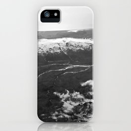 Glacier Buddies iPhone Case