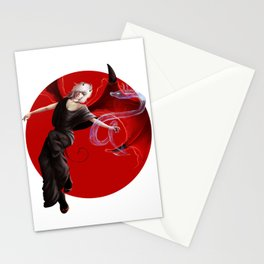 Little devil Stationery Cards