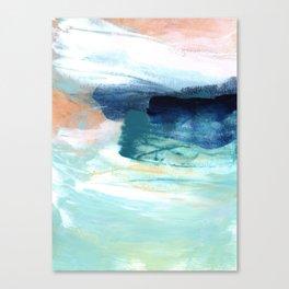 brushstrokes 14 Canvas Print