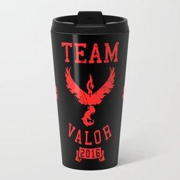 Team Valor Travel Mug