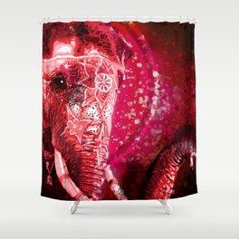 Elephante Shower Curtain