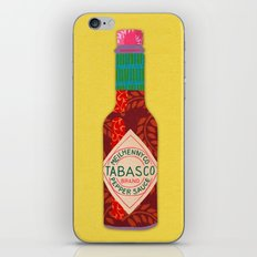 hot child in the city iPhone & iPod Skin