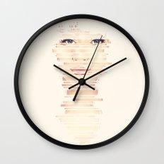 Fragments #2 Wall Clock
