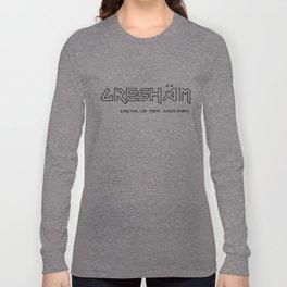 Gresham pride.... Long Sleeve T-shirt