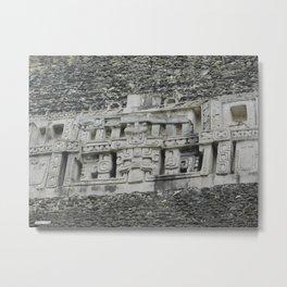 Xunantunich Metal Print