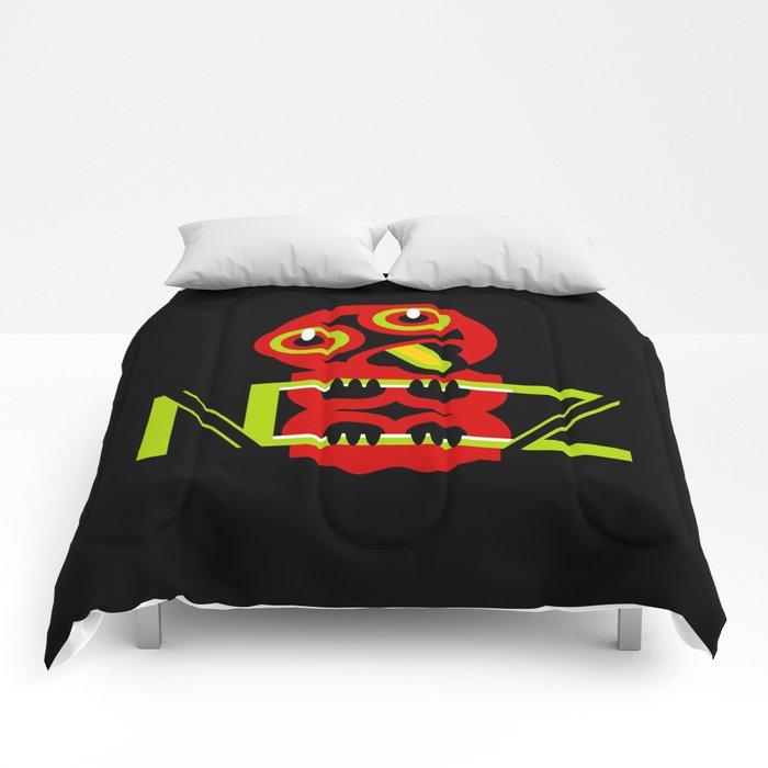 Hei Tiki New Zealand Comforters