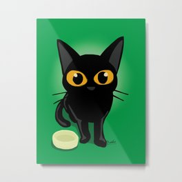 Magical eyes Metal Print