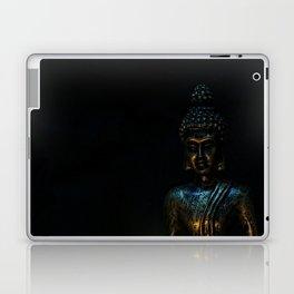 Buddha dark meditation Laptop & iPad Skin