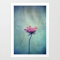belle Art Prints featuring belle by Claudia Drossert