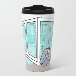 Return to the Impossibility of Death Travel Mug