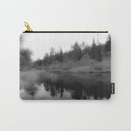 REFLECTING PEACE Carry-All Pouch