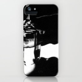 A Taste of Wine iPhone Case