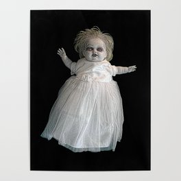 Zombie Doll. Poster