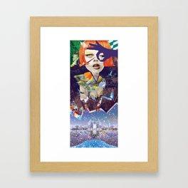 LA MACHINE #1 Framed Art Print