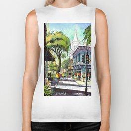 Duval Street, Key West Biker Tank
