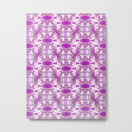 Magnoliama Glama (Purple) Metal Print