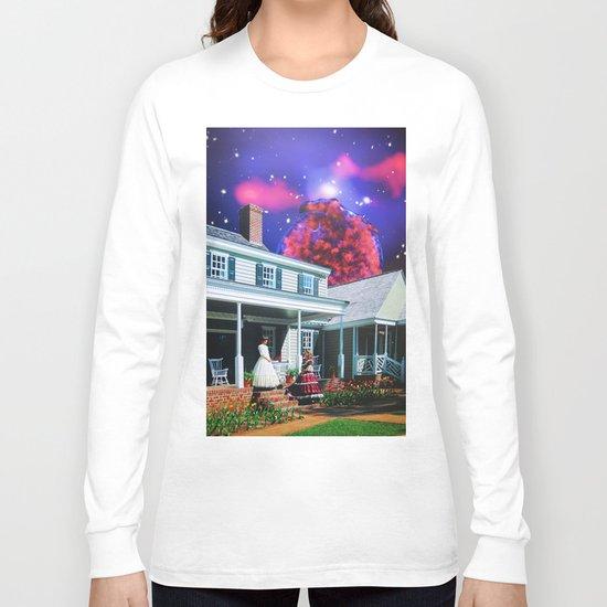 One Sunday Morning Long Sleeve T-shirt