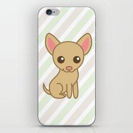 Pinky the Chihuahua  iPhone Skin