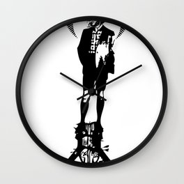 there're new worlds inside me Wall Clock