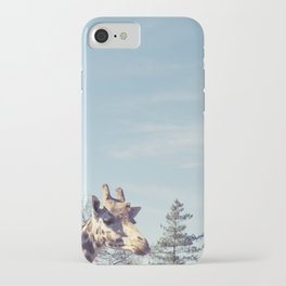 giraffe... iPhone Case