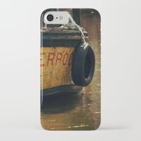 liverpool iPhone & iPod Cases featuring That's Liverpool not Liverpoo =) by Mark Bagshaw Photography
