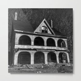The Cedars Metal Print