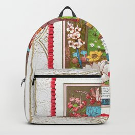 Kate Greenaway - Valentine, Cupitt - Digital Remastered Edition Backpack