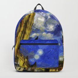 City Of Bath Vincent Van Gogh Backpack