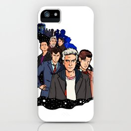 The Doctor iPhone Case