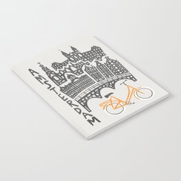 Amsterdam Cityscape Notebook