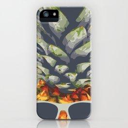 Pineapple aka Agent Ananas iPhone Case