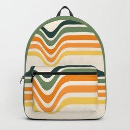 Retro Citrus Backpack