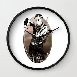 Jo-ckerman Wall Clock