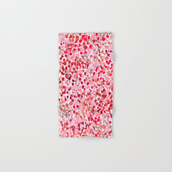 Lighthearted Sweetheart Hand & Bath Towel