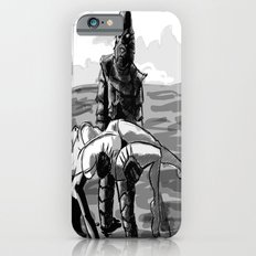 Black Lagoon (B&W)... iPhone 6s Slim Case